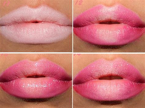 video tutorial lipstik ombre ombre lipstick tutorial makeup ombre and lipstick tutorial