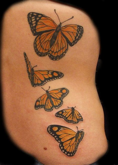 monarch butterfly tattoo designs lettering monarch butterfly design