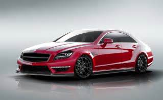 What Is Mercedes Amg Mercedes Cls63 Amg By Vorsteiner Mercedes