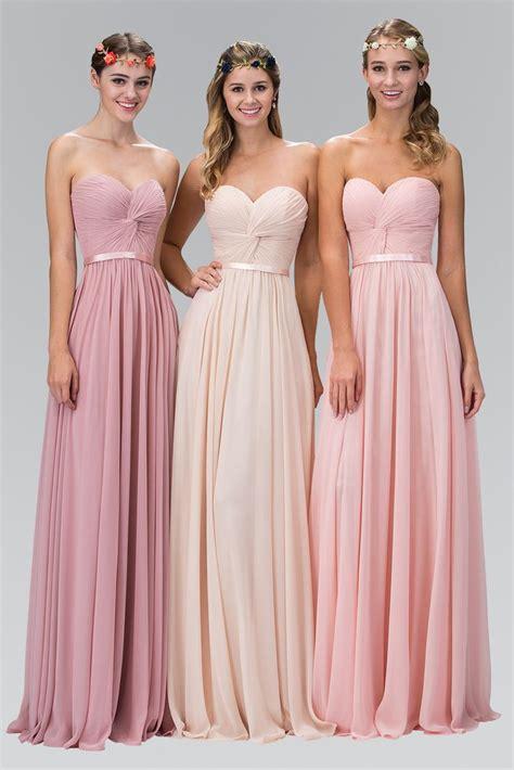 pastel color bridesmaid dresses 2553 best images about bridesmaid dress inspiration blush