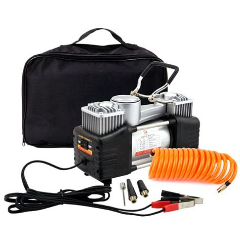 12v car portable electric air compressor tire inflator heavy duty 150psi ebay