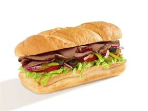Sub Sandwich Barmcakes