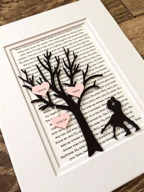 diy paper wedding anniversary gift ideas the 25 best distance crafts ideas on relationship gifts distance