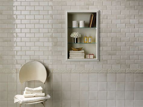 bathroom wall tile ideas grazia melange wall tile soft palette and gentle shading