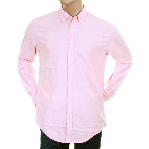 Mewow Pink Oxford pastel pink shirt artee shirt