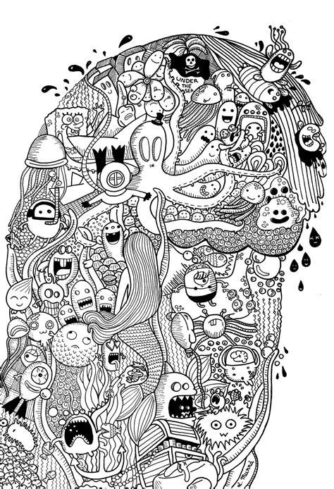 doodle deviantart doodle the sea by munnbel on deviantart