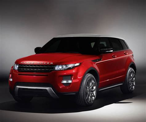 who makes range rover