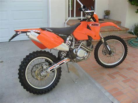 2003 Ktm 450exc Buy 2003 Ktm Exc 450 Dirt Bike On 2040 Motos