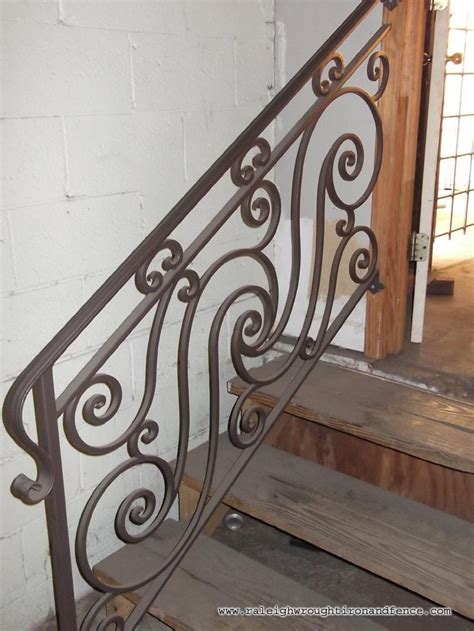 Wrought Iron Banister Rails by Best 25 Iron Ideas That You Will Like On