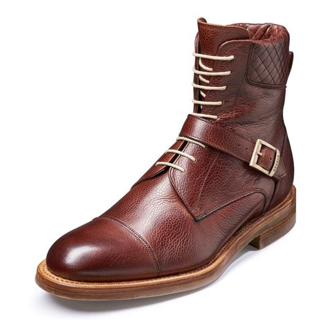 mens fashion boots uk barker uxbridge mens boot shoes boots trainers from