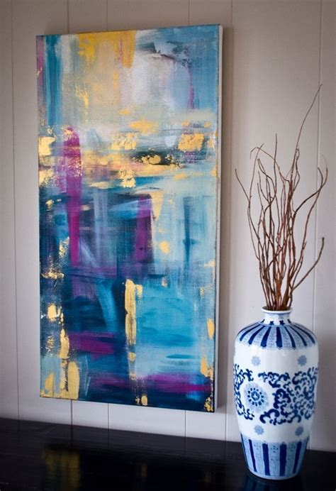 ideas for paintings 40 more abstract painting ideas for beginners