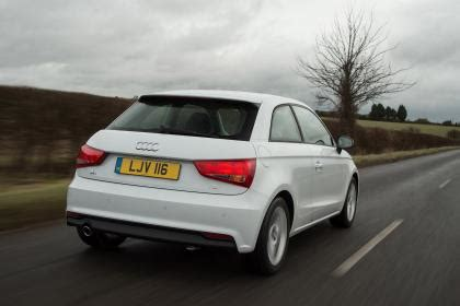Audi A1 Performance Figures by Audi A1 Review Auto Express