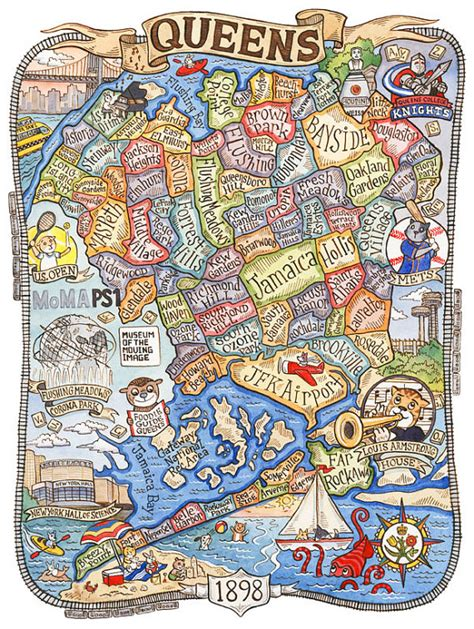 map de new york new york map print 8 x 10 by sepialepus on etsy