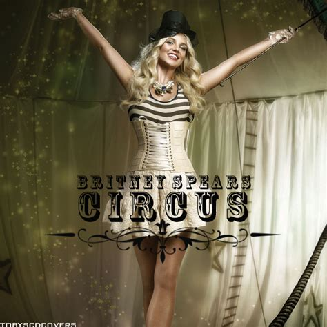 britney spears circus album tobys cd covers