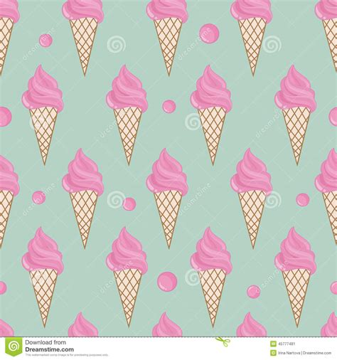 design pattern wrap object candy seamless pattern background vector illustration