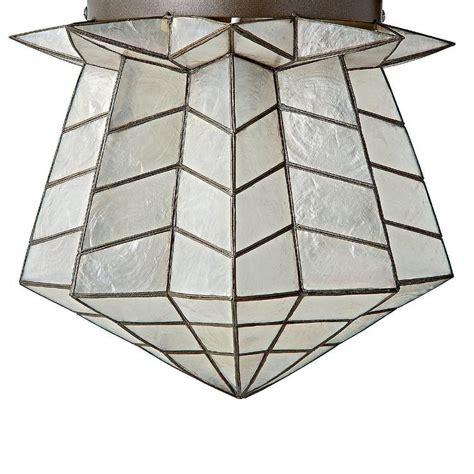 capiz flush mount light capiz petal flush mount ceiling light