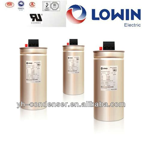 capacitor impedance proof 20kvar oval type self healing explosion proof industrial power capacitor view industrial power