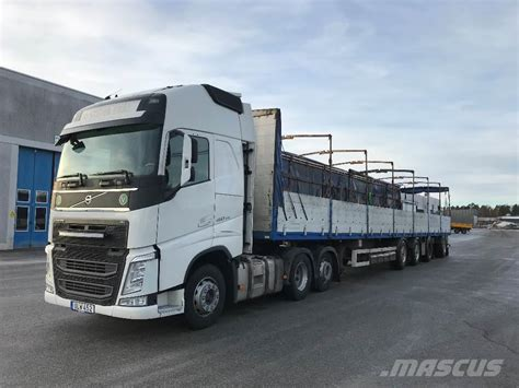 volvo trailer price used volvo volvo fh 460 med parator trailer tractor units