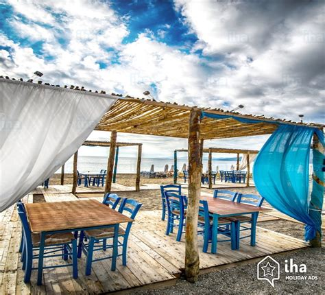 on the beach thassos vacation rentals thassos rentals iha by owner