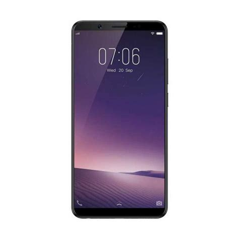 Hp Vivo Layar 5 Inchi jual vivo v7 smartphone black 32gb 4gb free handphone