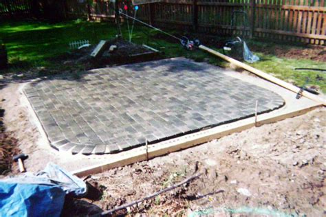 backyard paver patios backyard patio ideas with pavers outdoor furniture