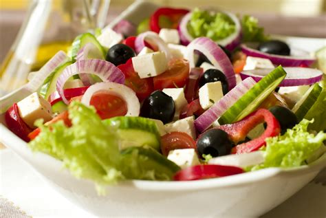 greek salads welcome to deluxe restaurant 187 greek salad
