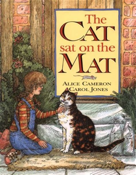 Book Mat by The Cat Sat On The Mat By Cameron Reviews