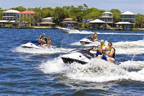 pontoon boat rental perdido key top 7 kid friendly activities in perdido key alabama