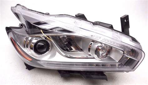 2015 Nissan Murano Led Headlights nissan murano 2015 right led headl headlight light