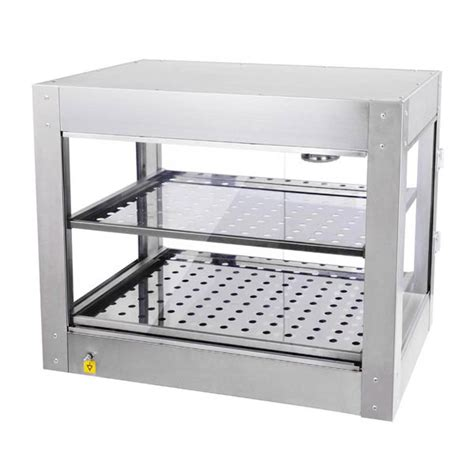 commercial food warmer cabinet 2 tier food warmer display case cabinet
