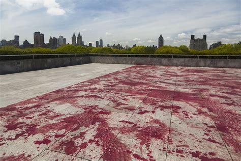 roof garden metropolitan museum of imran qureshi at the metropolitan museum of new york