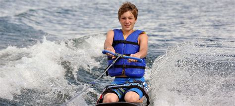 ski boat kneeboarding kneeboarding with bobos water sports hurghada