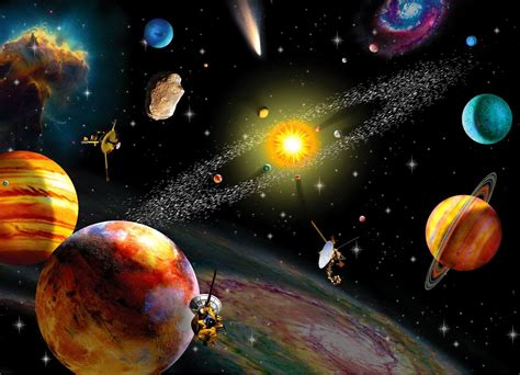 solar system wallpapers gallery