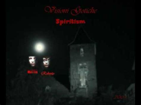 seduta spiritica medium la seduta spiritica visioni gotiche