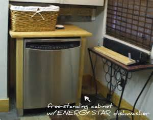 How To Build A Cabinet For A Dishwasher Moving In Journal On Conscious Living