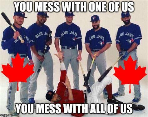 One Of Us Meme - blue jays imgflip