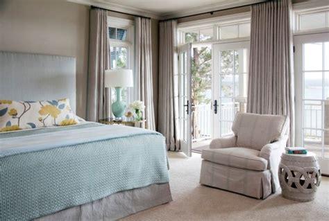 gardinen für draußen schlafzimmer mit arbeitsplatz einrichten
