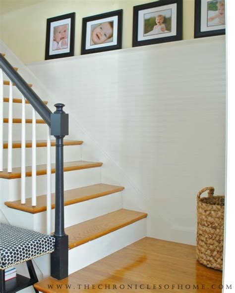 beadboard stairs how to beadboard stairs makeover complete