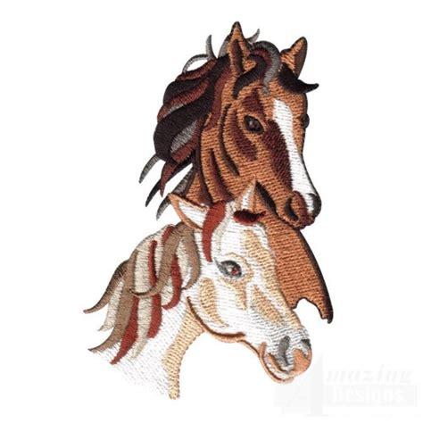 embroidery design horse head horse head embroidery design joy studio design gallery