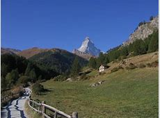 Zermatt, Switzerland Matterhorn