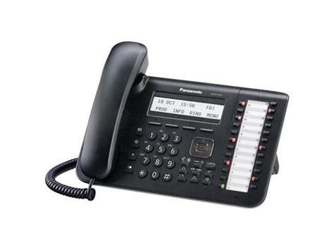 panasonic kx dt543 24 button 3 line digital telephone