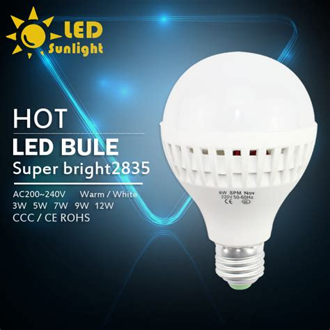 low temperature led lights high quality low temperature 220v e27 smd2835 high light