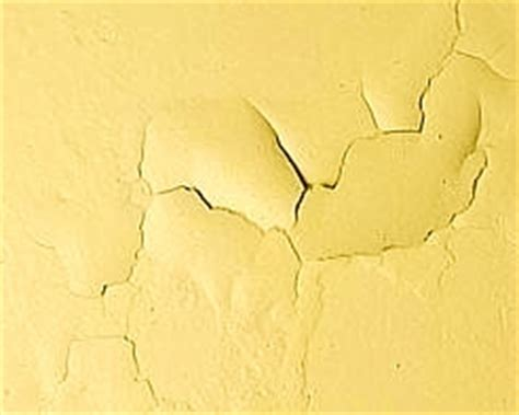 Chimney Paint Peeling - why does paint and peel arcylatex coatings