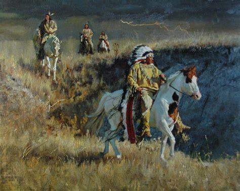 imagenes de paisajes indios im 225 genes arte pinturas caballos indios americanos