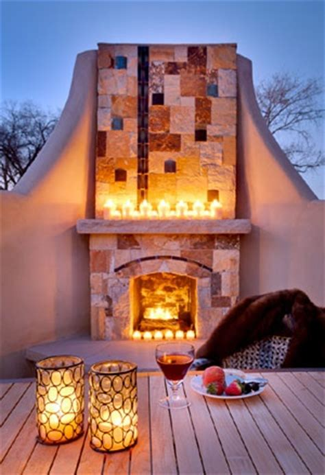 Outdoor Mexican Fireplace by 17 Best Images About New Mexico Fireplaces And Hornos