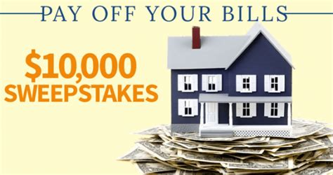 bhg pay off your bills 10 000 sweepstakes 2016 bhg com winbills - All Recipes Sweepstakes