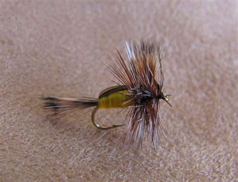 yellow humpy pattern yellow humpy r and r fly fishing