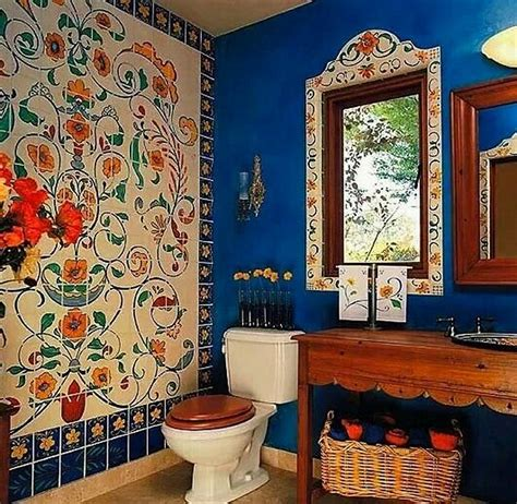 bohemian bathroom bohemian decor