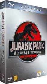 Original Jurassic Park Ultimate Trilogy jurassic park ultimate trilogy jurassic park the lost world jurassic park jurassic