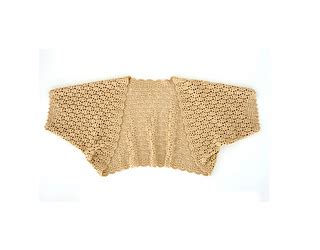 pierrot yarn pattern club ravelry 365bolero momo little bolero pattern by pierrot